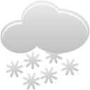 Clouds Snow - icon gratuit #192011