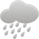 Clouds Rain - icon #192031 gratis