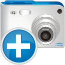 Digital Camera Add - icon gratuit #192281
