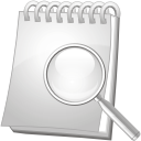 Note Search - icon #192291 gratis