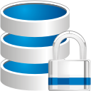 Database Lock - icon #192451 gratis
