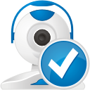 Web Camera Accept - icon #192461 gratis