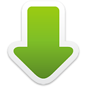 Down - icon #192971 gratis