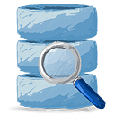 Database Search - icon gratuit #193181