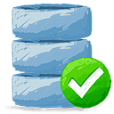 Database Accept - icon #193191 gratis