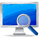 Computer Search - Free icon #193391