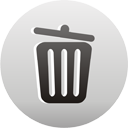 Trash - icon gratuit #193461