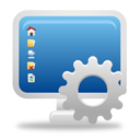 Computer Process - icon gratuit #193751