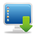 Download To Computer - icon #193761 gratis