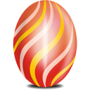 Egg Red - icon gratuit #193861
