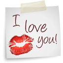 Love Note - icon gratuit #194351