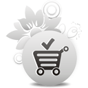 Shopping Cart Accept - icon gratuit #194531