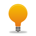 Light Bulb - icon #194581 gratis