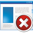 Application Delete - Free icon #195181