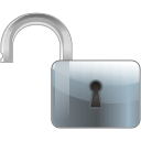 Lock Off Disabled - icon gratuit #195991