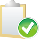 Note Accept - icon #196231 gratis