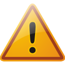 Warning - icon #196311 gratis