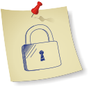 Padlock Locked - icon gratuit #196341
