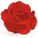 Rose - icon gratuit #196441