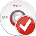 CD aceptar - icon #196681 gratis