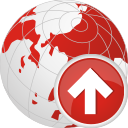 Globe Up - icon gratuit #196751