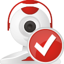 Web Camera Accept - icon #196961 gratis