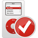 Ipod Accept - icon gratuit #197001