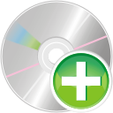 Cd Add - Free icon #197631