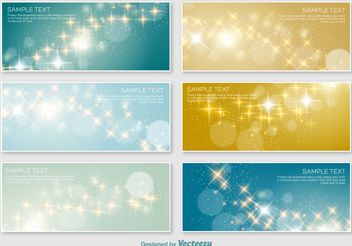Christmas background template - vector gratuit #199291