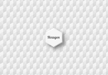 Free Seamless Hexagon Vector - Kostenloses vector #200111