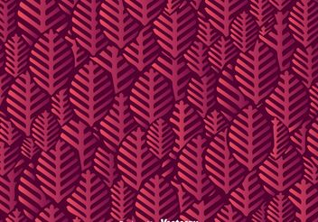 Purple Leaf Shape Background - vector #200501 gratis