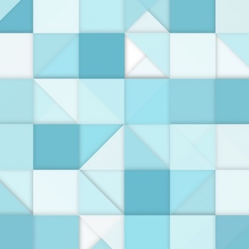 Free Vector Abstract Triangle & Square Background - Free vector #201791