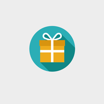 Free Vector Gift Icon - Free vector #201801