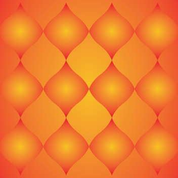 Orange Background Vector - vector #202511 gratis