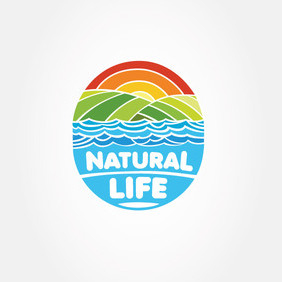 Natural Life - vector #202861 gratis