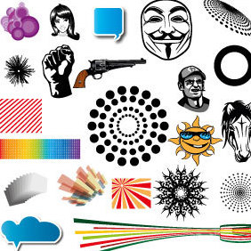 Free Vector Collection Vol. 2 - vector #203421 gratis