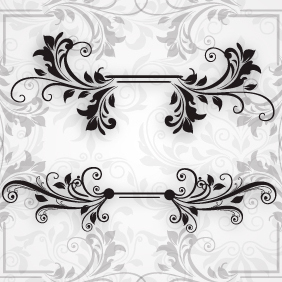 Vector Floral Set 153 - Free vector #203551