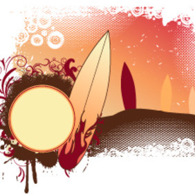 Seasonal Illustration 17 - vector gratuit #204101