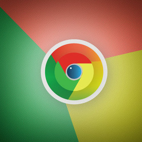 Free Vector Cute Google Chrome Icon - Free vector #204191