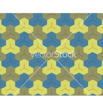 Free abstract ethnic seamless geometric pattern vector - vector #205371 gratis