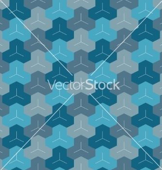 Free abstract ethnic seamless geometric pattern vector - Free vector #205381