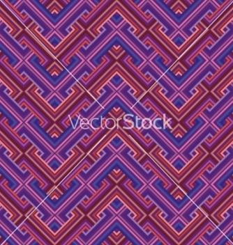 Free abstract ethnic seamless geometric pattern vector - Free vector #205391