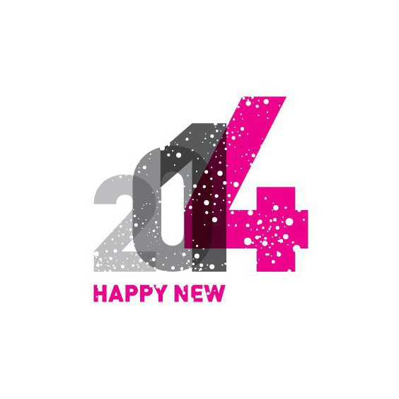 2014 Card - Free vector #206071