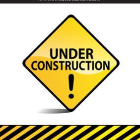 Under Construction Free Vector - vector gratuit #206101