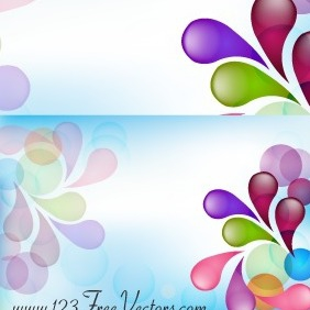 Abstract Colorful Background Vector Images - Kostenloses vector #206551