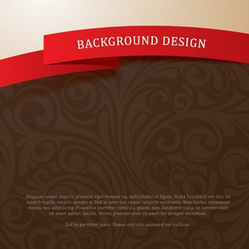 Background Design - vector gratuit #206621