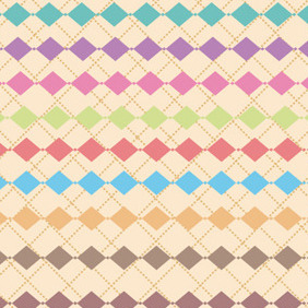 Seamless Pattern 47 - Free vector #207551