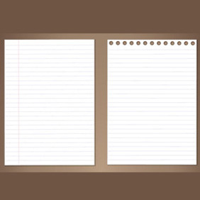Paper Sheets - vector gratuit #208451