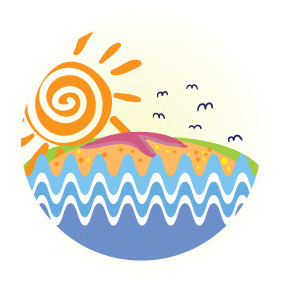 Summer Illustration 5 - Free vector #208811