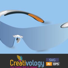 Free Vector Sunglasses - бесплатный vector #208891